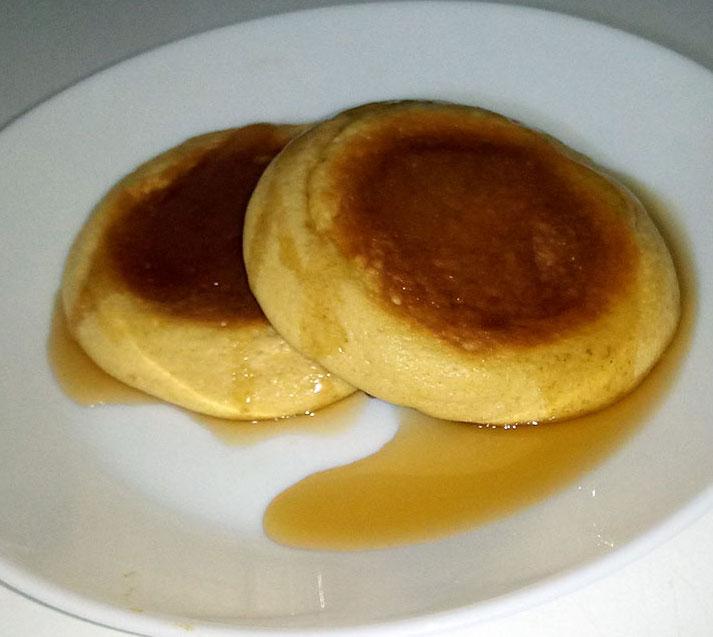 Ιαπωνικά pancakes συνταγή